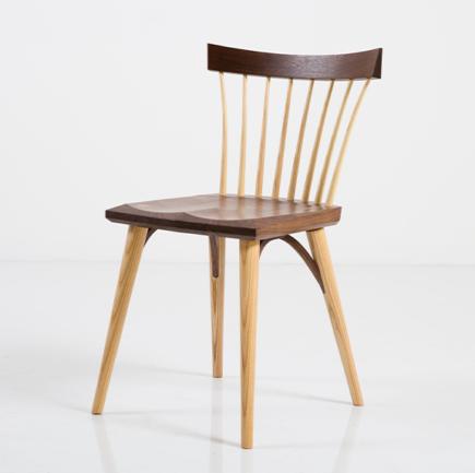 Eastward Studio Chair in Walnut