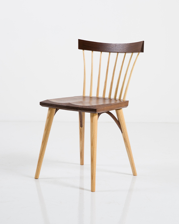 Eastward Studio Chair in Walnut