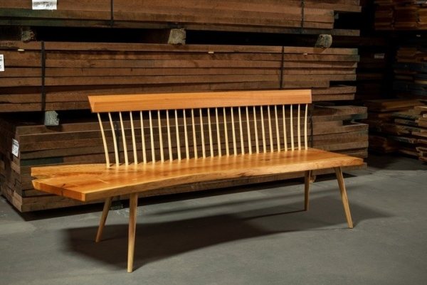 Limited-Edition Eastward Bench