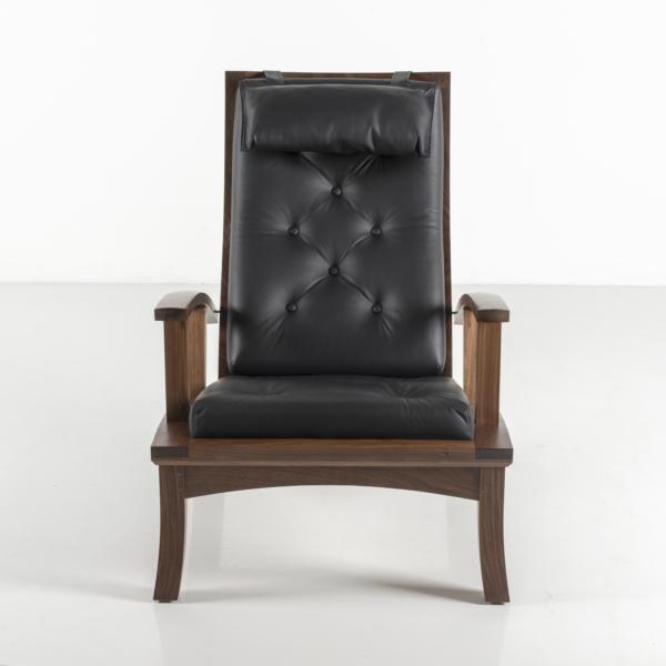 Lolling Chair in Walnut