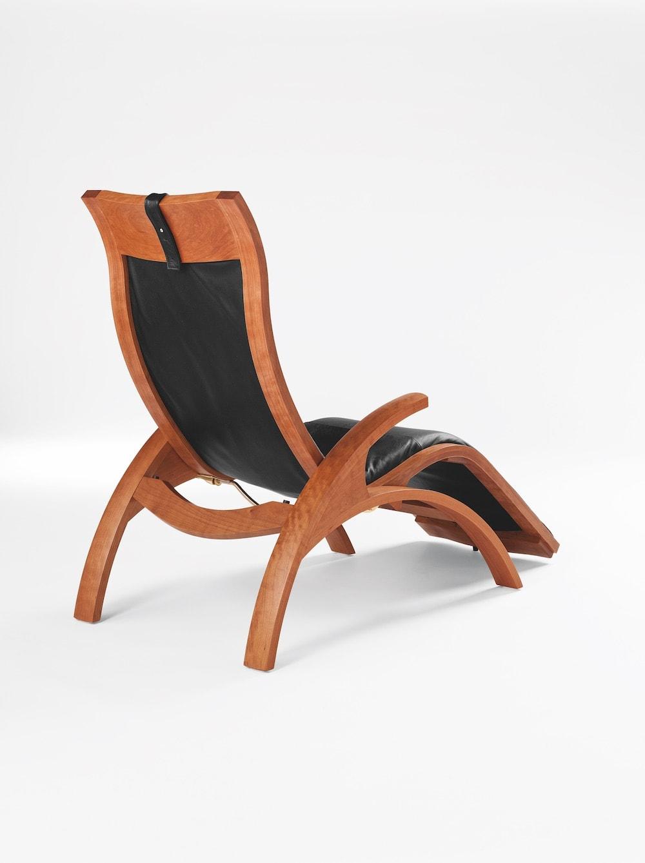 chaise - Chaise Orange