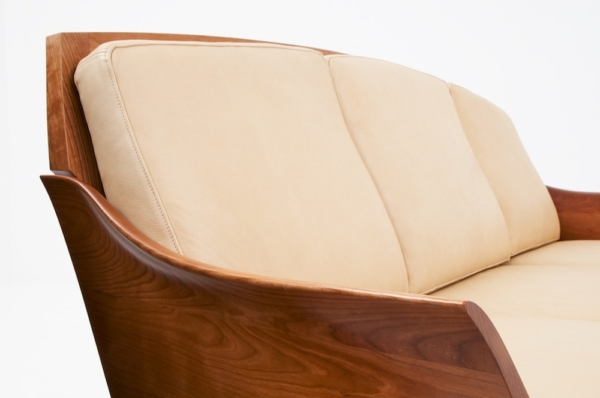 Wing Sofa -Three Place
