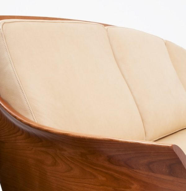Wing Sofa -Three Place