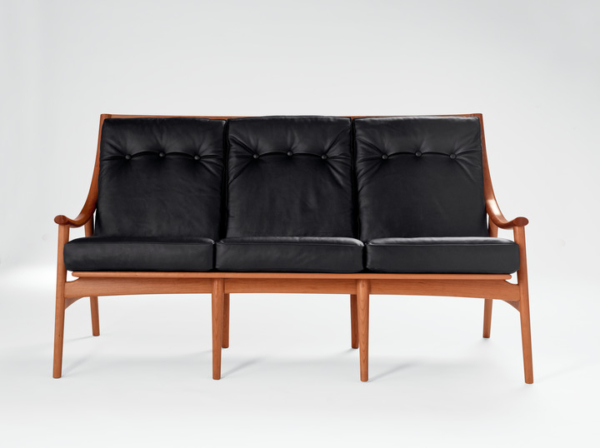 Ellipse Sofa - Three Place