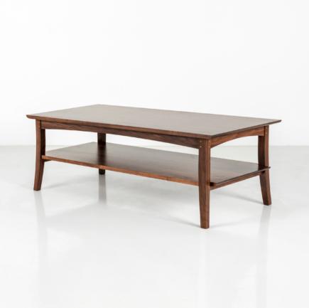 Wing Coffee Table in Walnut