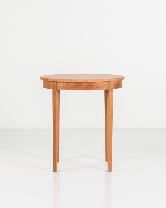 Table Minimus - Oval in Cherry