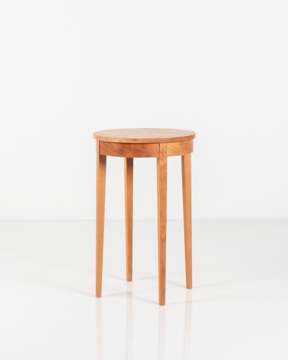 Table Minimus - Round in Cherry