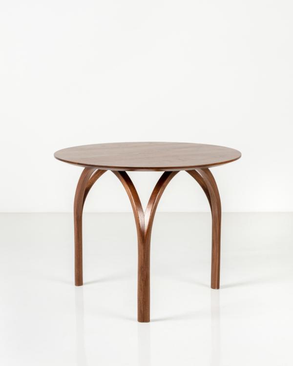 Vault Table in Walnut