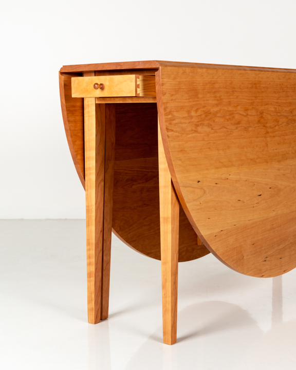 Studio Table in Cherry