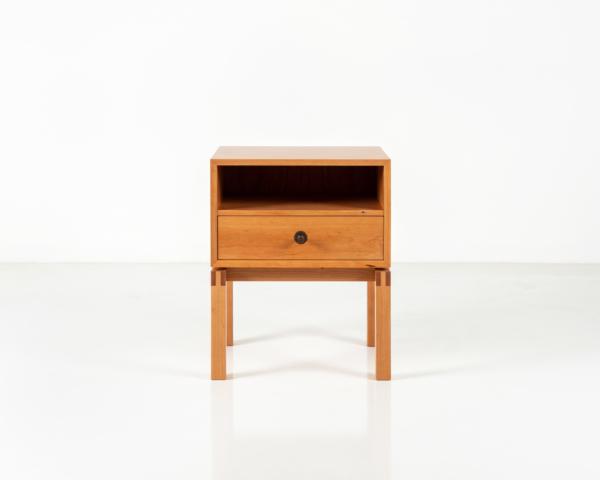 Studio Side Table in Cherry