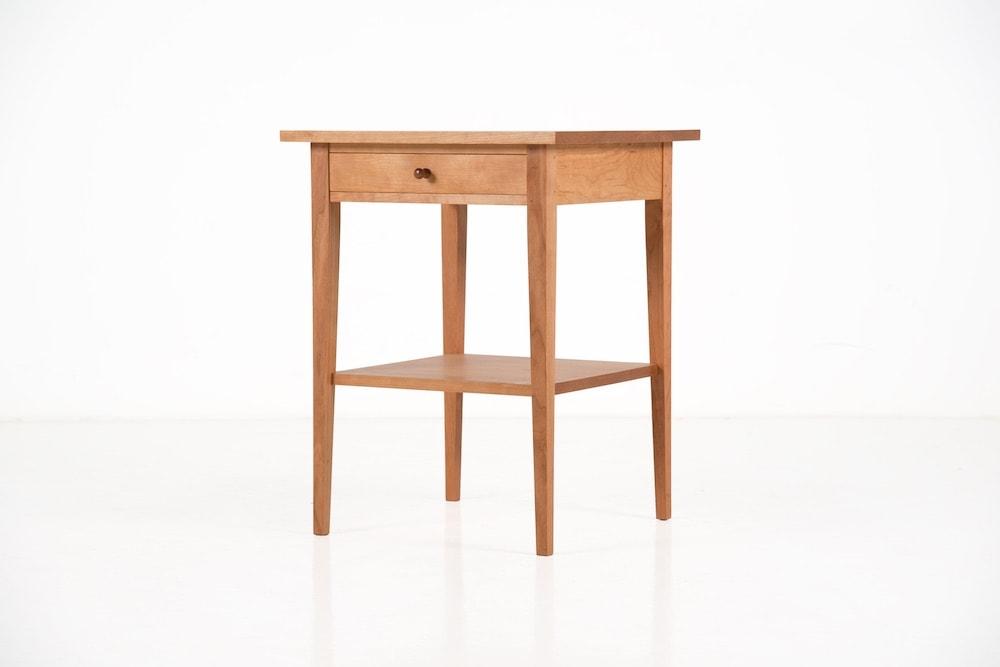 Ordinaire Square End Table