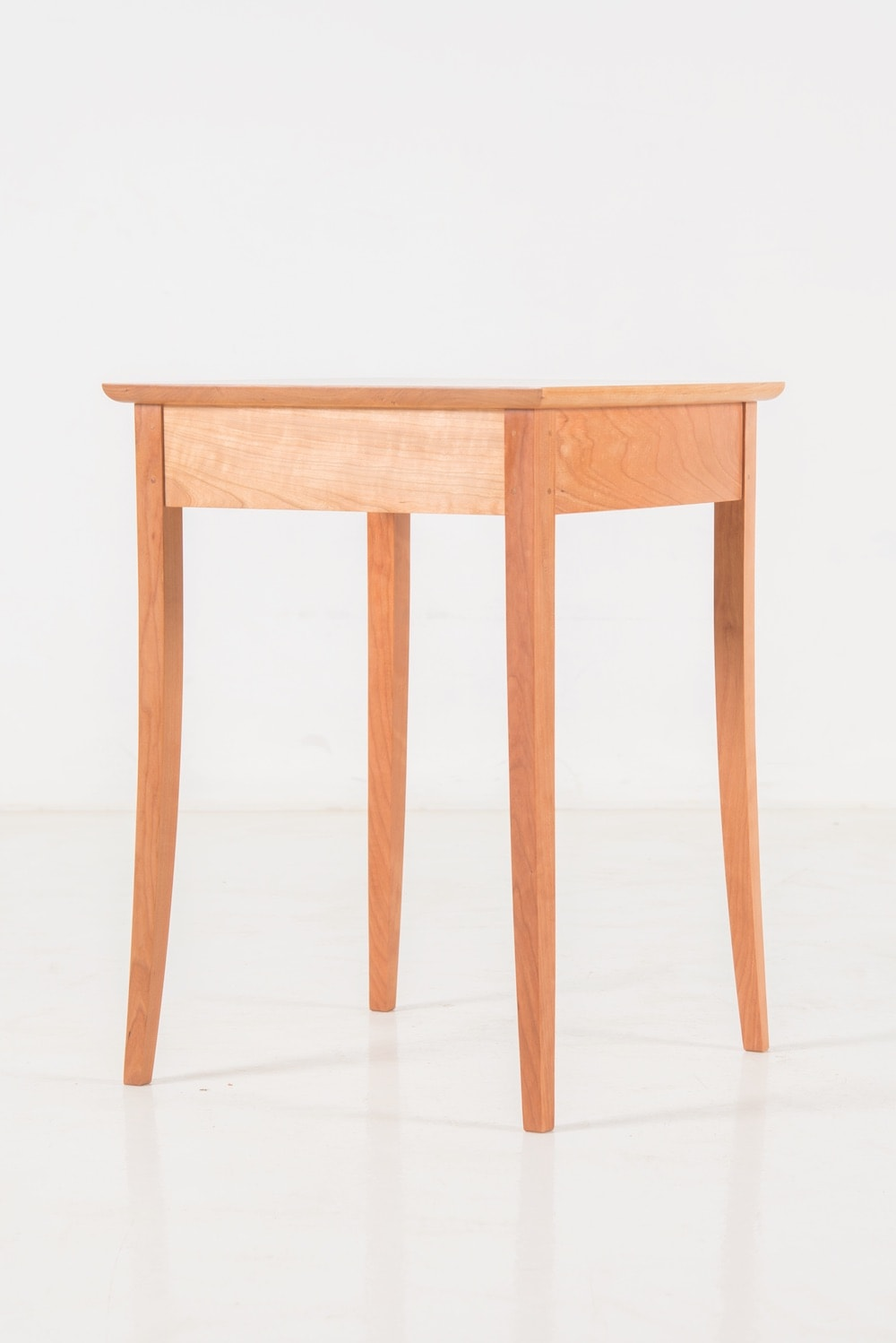 Crescent End Table