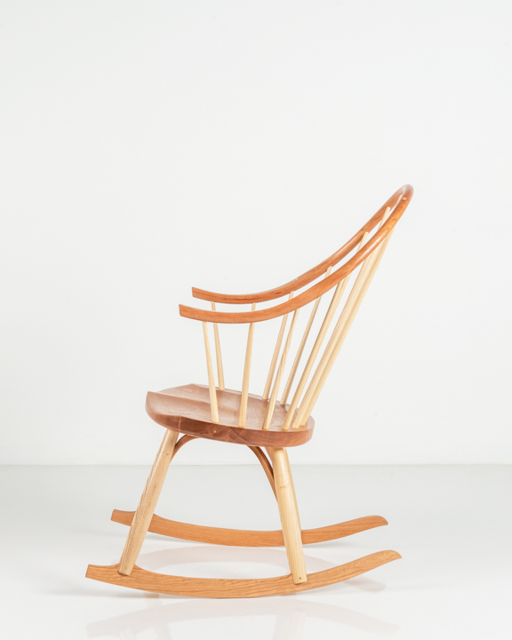 TMC Rocker in Cherry
