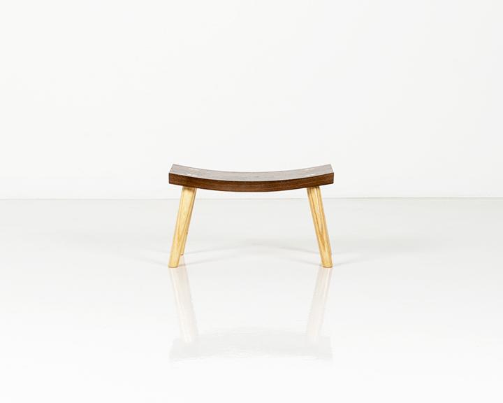 Marvelous Crescent Foot Stool Machost Co Dining Chair Design Ideas Machostcouk