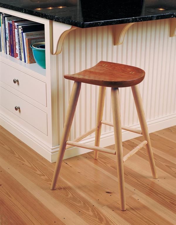 Coal Shovel Stool