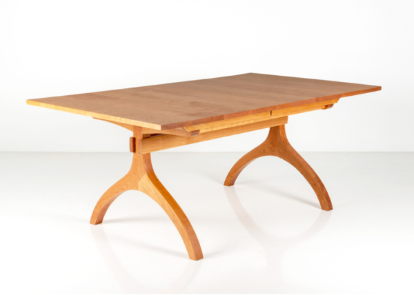 Wishbone Extension Table in Cherry