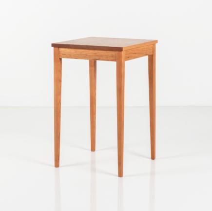 Table Minimus Square in Cherry