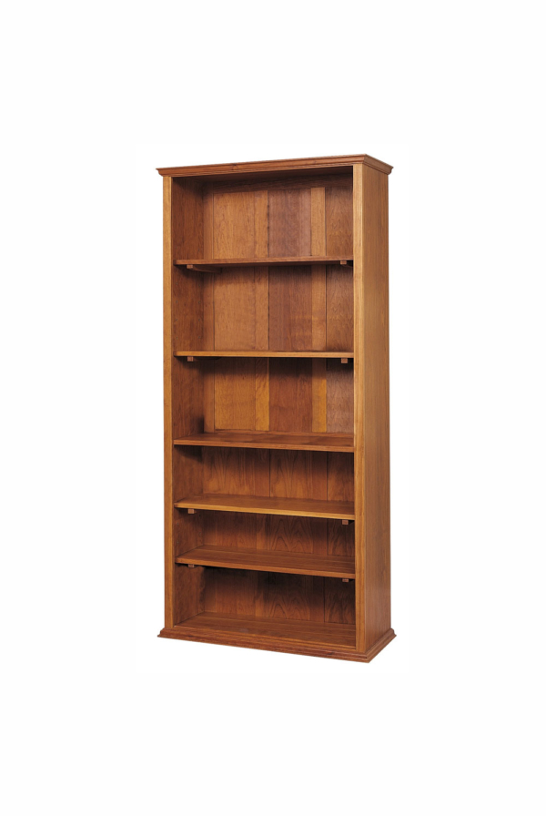 Tall Bookcase - Cherry