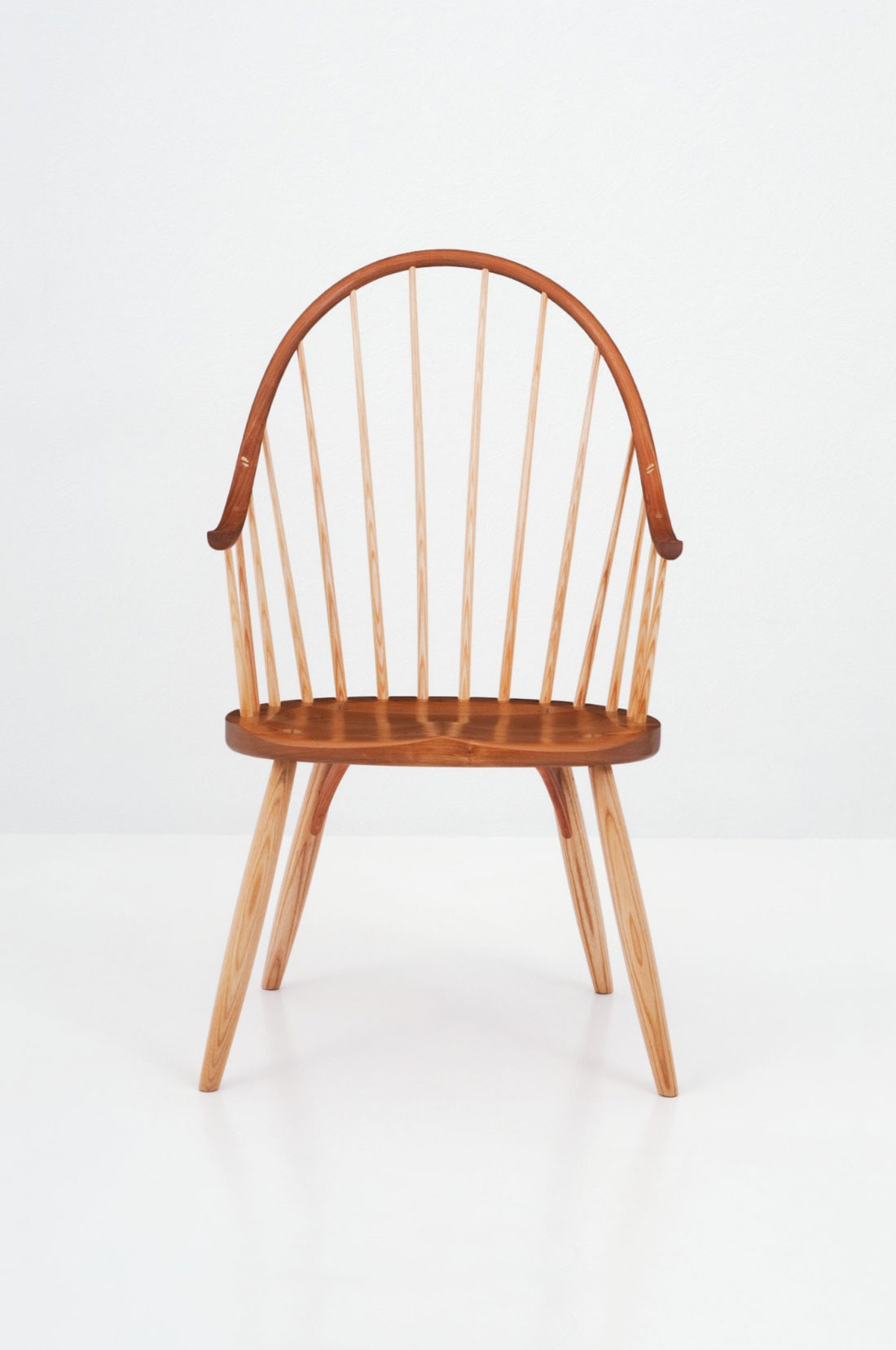 Thos. Moser Continuous Arm Chair - Thos. Moser