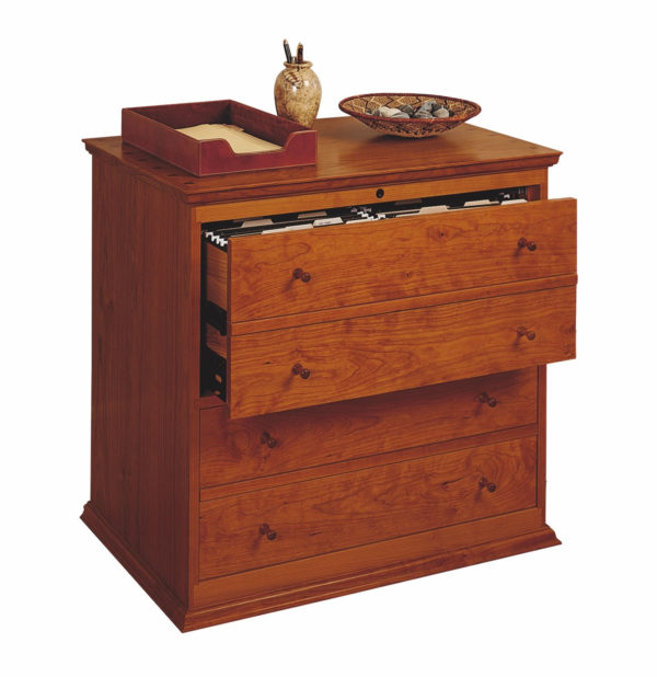 Two Drawer Lateral File Cabinet